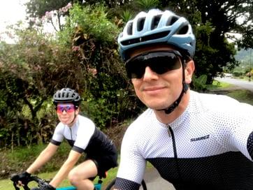 Alonso-Pla-Biking-Wife