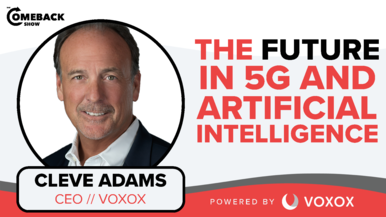 The Future In 5G and Artificial Intelligence