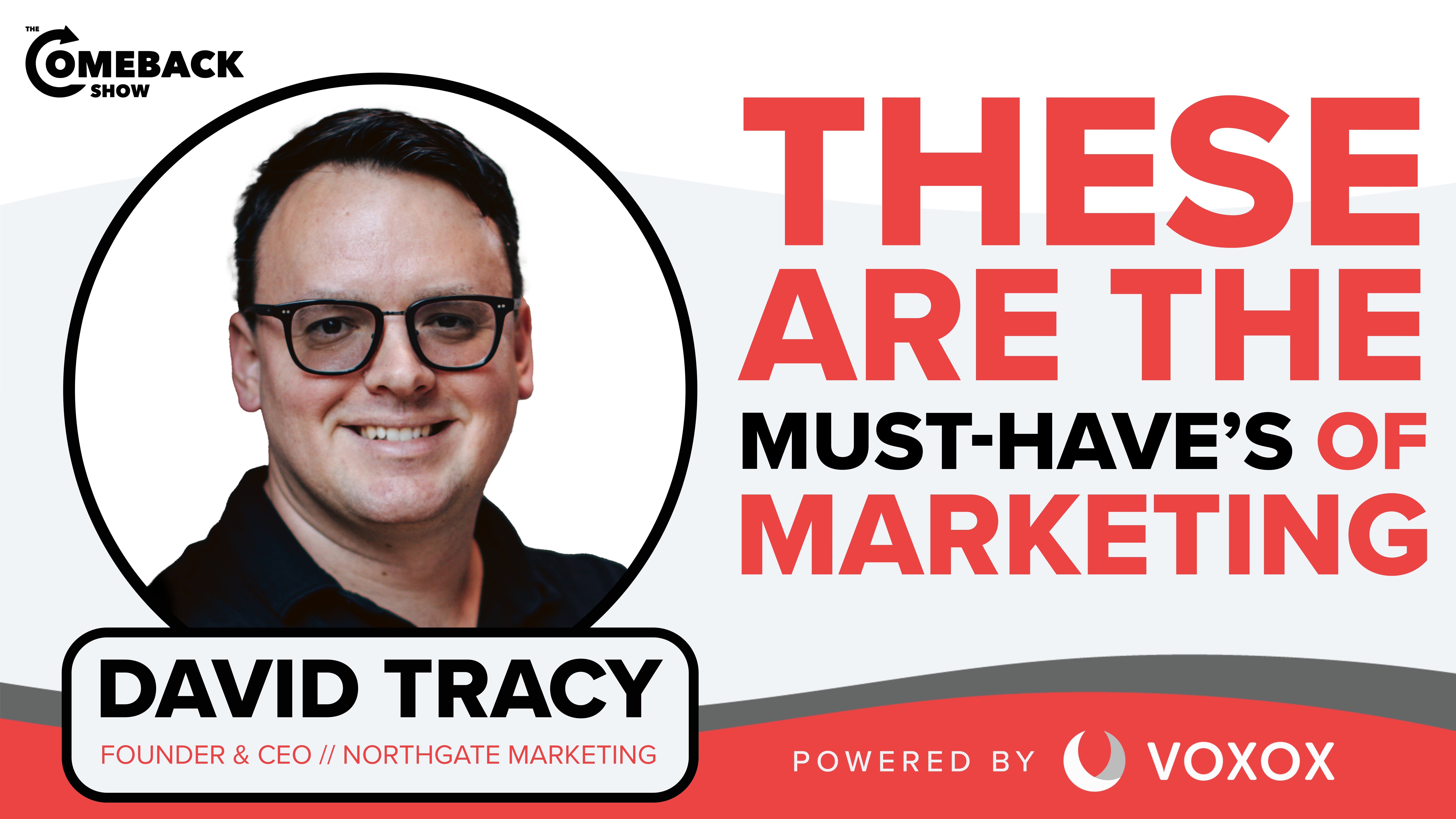 These are the Must-have's of Marketing