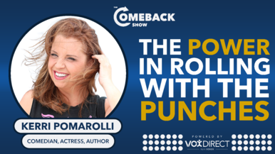 The Power in Rolling with the Punches