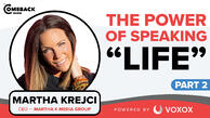"""The Power of Speaking """"Life"""" [PART 2]"""