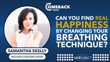 Can You Find Real Happiness by Changing Your Breathing Technique?