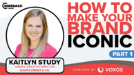 How to Make Your Brand Iconic [Part 1 of 2]