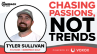 Chasing Passions, Not Trends