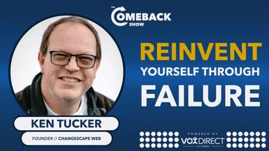 Reinvent Yourself Through Failure