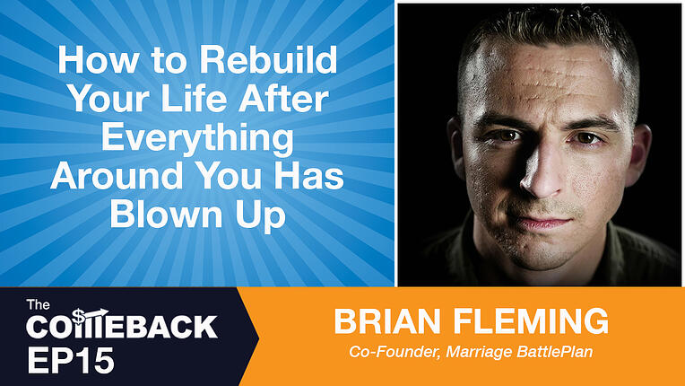 How to Rebuild Your Life After Everything Around You Has Blown Up