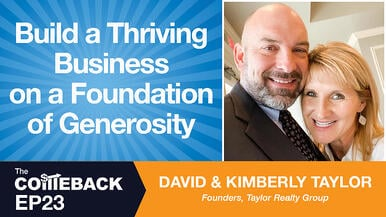 Build a Thriving Business on a Foundation of Generosity